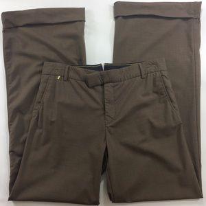 Et Vous Brown Wool  Dress Pants Euro 38 (6)